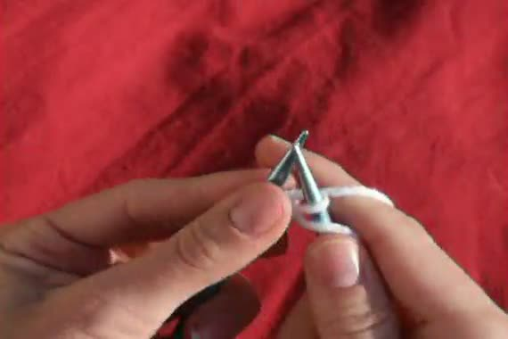 Cable Cast On Knittinghelp