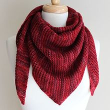 Red_scarf_unknotted