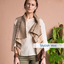 Stylish-vest-knitting-pattern