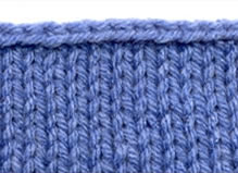Basic Knit Bind-Off