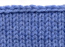 Single Crochet Bind-Off