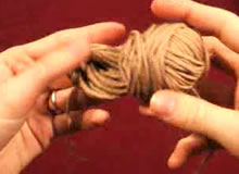 Three Needle Bind-Off