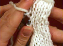 Kitchener Stitch