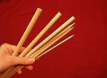 Making Knitting Needles